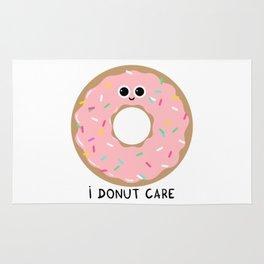 I donut care Rug