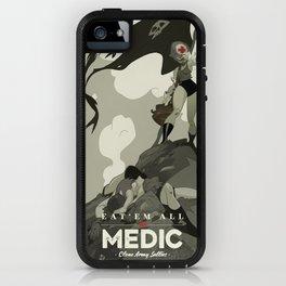 Medic Sally iPhone Case