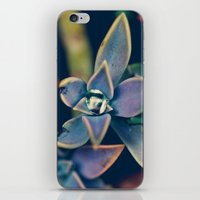 gem iPhone & iPod Skins featuring Gem by Purdypowny