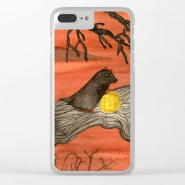 Evil Doers Clear iPhone Case