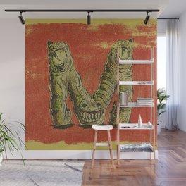 Monster M Wall Mural