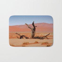 NAMIBIA ... Namib Desert Tree Bath Mat