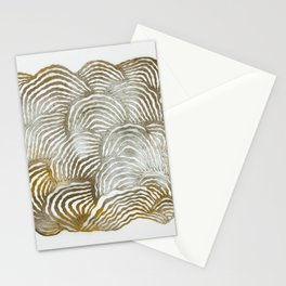 OYSTER MUSHROOMS Stationery Cards