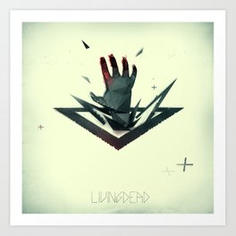 LivingDead Art Print