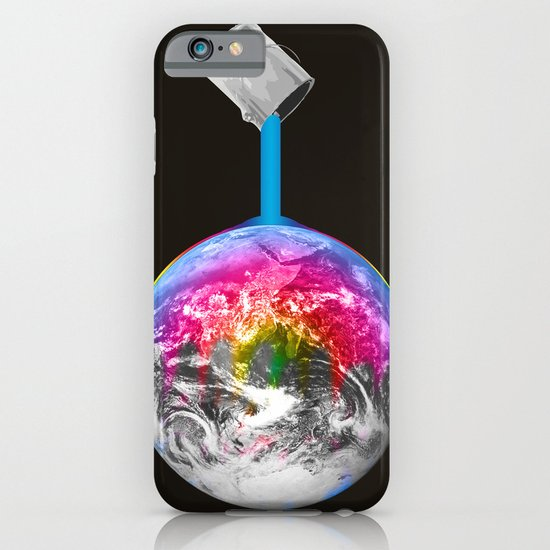 Canopy of Color iPhone & iPod Case