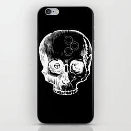 Gear Heads and Monkey Wrenches iPhone Skin