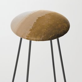 Golden Hour - Los Angeles, California Counter Stool