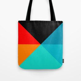 Gemini Hourglass Tote Bag
