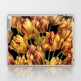Royal Sovereign Tulips bouquet. Laptop & iPad Skin
