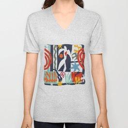 inspired to Matiss T-shirt (All design) Unisex V-Neck