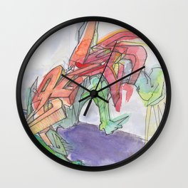 Gmolk '00 Wall Clock