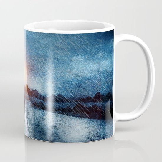 it's raining again Mug