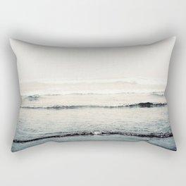 The Sound of the Sea Rectangular Pillow