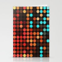 disco Stationery Cards featuring Disco by DuckyB
