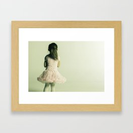 Little Dancer Framed Art Print