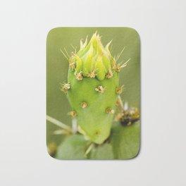 Englemann's Prickly Pear Single Bud Bath Mat