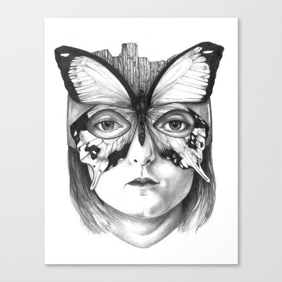 SUPERBG! Canvas Print