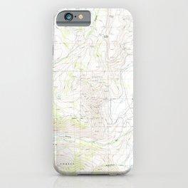 CA Lundy 292636 1986 24000 geo iPhone Case