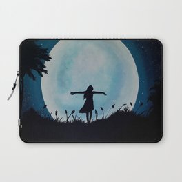 By The Light Of Moon Laptop Sleeve