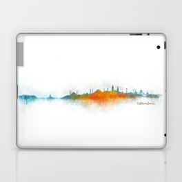 Istanbul City Skyline Hq v3 Laptop & iPad Skin