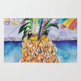 Pineapple Fresh Rug