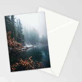 Grassi Lakes Stationery Cards