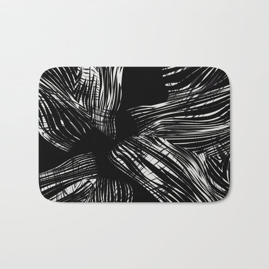 looking for darkness Bath Mat