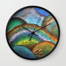 El Chimborazo Wall Clock