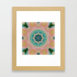 Fun with Coloring Infared Style Framed Art Print