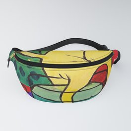 Cat with Red Fish- Henri Matisse Fanny Pack