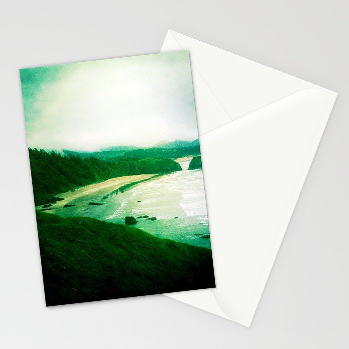 Wet and Rusting Stationery Cards