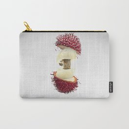 Flying Rambutan Carry-All Pouch