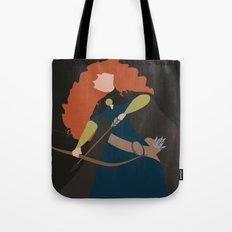 Merida - Brave - Minimalist Tote Bag