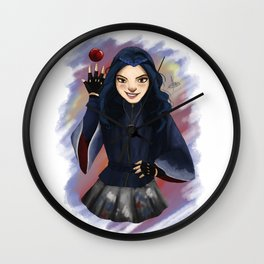 Evie Queen Wall Clock