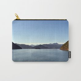 Hills on the sea Carry-All Pouch