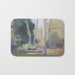 Meadow at Mid-Morning, Claremont Bath Mat