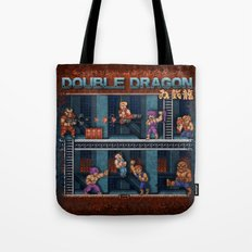 Dragon Double Tote Bag