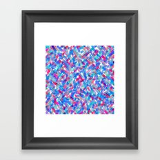 Mixed Berry Framed Art Print