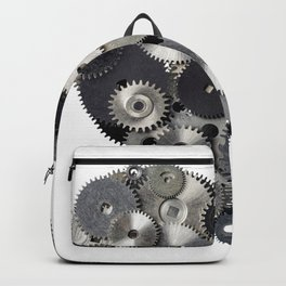 Mechanical heart Backpack