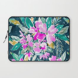 SUP DAWG Dogwood Floral Laptop Sleeve