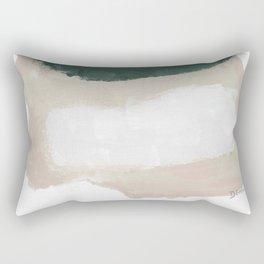 Paint Stripes Rectangular Pillow