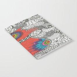 Kitty-tangle Notebook