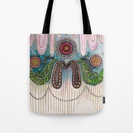 Cosmic Luster Tote Bag