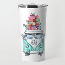 Bus Travel Mug