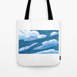 chunk of sky #1 Tote Bag