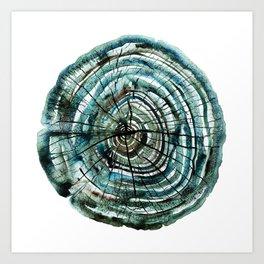 Water Oak 2 Art Print