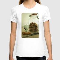 tim shumate T-shirts featuring Brie Boy - Tim Burton by PaperTigress