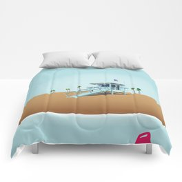 Baywatch Comforters