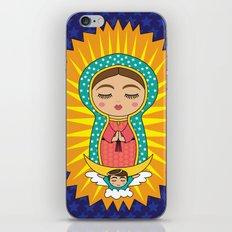 La Virgen de Guadalupe iPhone & iPod Skin