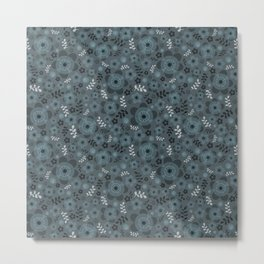 miniflower -2 Metal Print